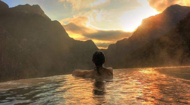 Faire de la natation au Mexique