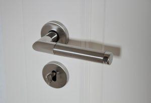 door-handle serrure