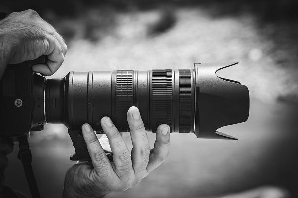 Quelle est la différence entre un photographe professionnel et d'un photographe amateur ?
